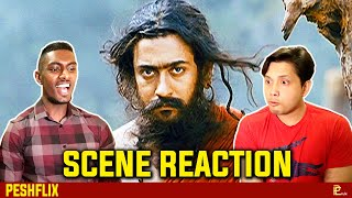 7 Aum Arivu - Intro Fight Scene Reaction | Suriya | PESHFlix