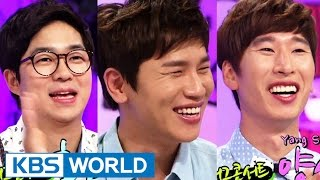 Video Hello Counselor - K.Will, Yang Sangguk, Jo Yunho & more! (2014.07.21) download MP3, 3GP, MP4, WEBM, AVI, FLV September 2018