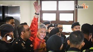 Mahkamah benar Zahid diikat jamin RM2 juta