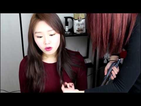 Cách uốn tóc bằng máy kẹp