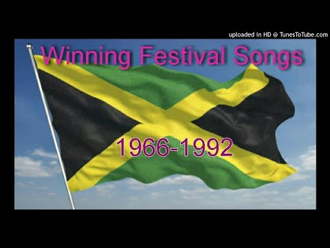 WINNING JAMAICA FESTIVAL HIT SONGS