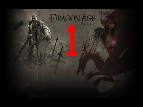 Dragon Age Origins CZ :Remake může začít / Part 1 / Český Lets Play
