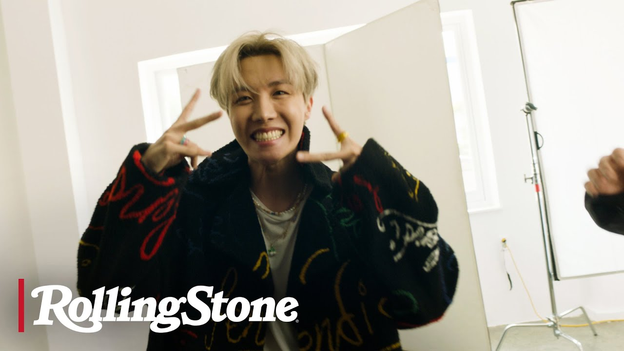 J-Hope | The Rolling Stone Cover
