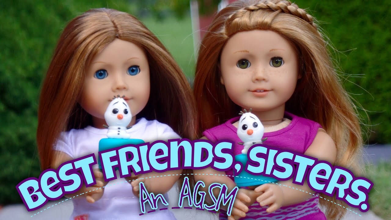 American Girl Friendship
