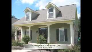 The Haddonfield Country Home Video | House Plans And More