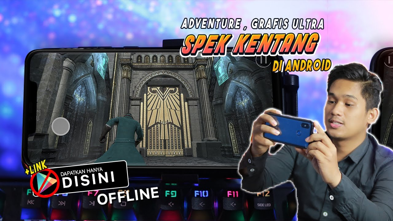 Game Android OFFLINE Adventure Dengan Grafis HD - Tidak ...