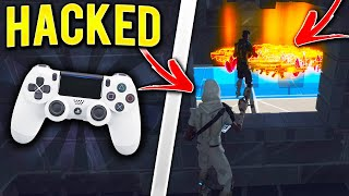 *NEW SCAM* The Hack Scammers Controller SCAM! (Scammer Gets Scammed) In Fortnite Save The World