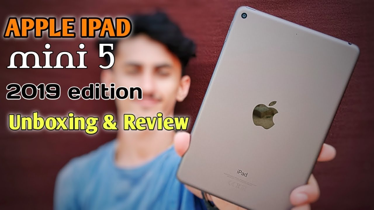 Apple ipad mini 5 2019 unboxing, review and game play ...