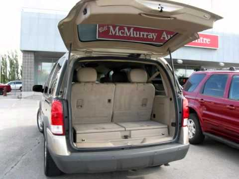 2006 Pontiac Montana Sv6 Minivan W Dvd Dual Pwr Sliders