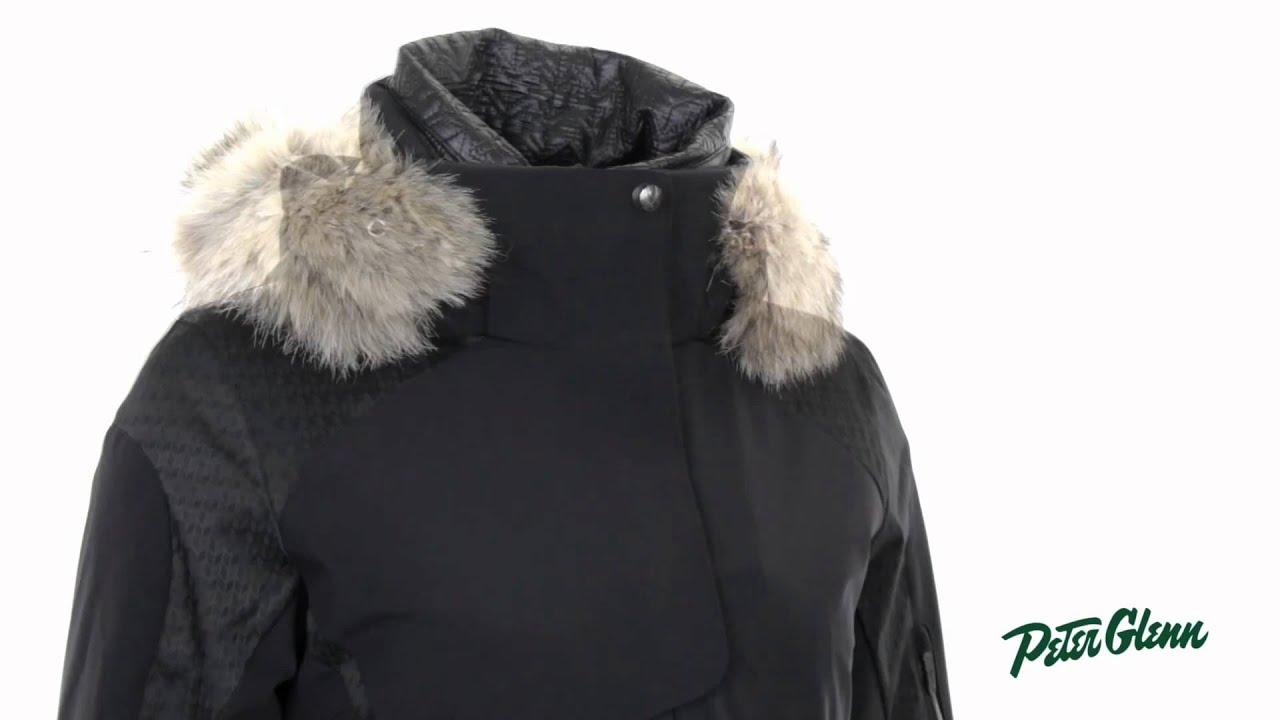 19e64edde1 Spyder Women s Posh Insulated Ski Jacket Review by Peter Glenn - YouTube