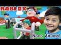 La Abuela en Roblox | Nuevo Escape de la Abuela Loca | Juegos Roblox para niños