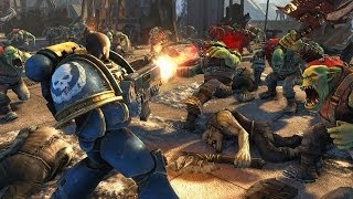 Warhammer 40000 Space Marine PC Gameplay | 1080p