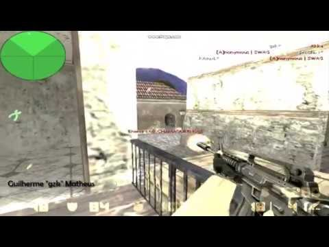 inft and gzk playing [ Counter Strike ]