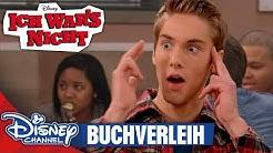ICH WAR'S NICHT - Clip: Buchverleih | Disney Channel App 📱