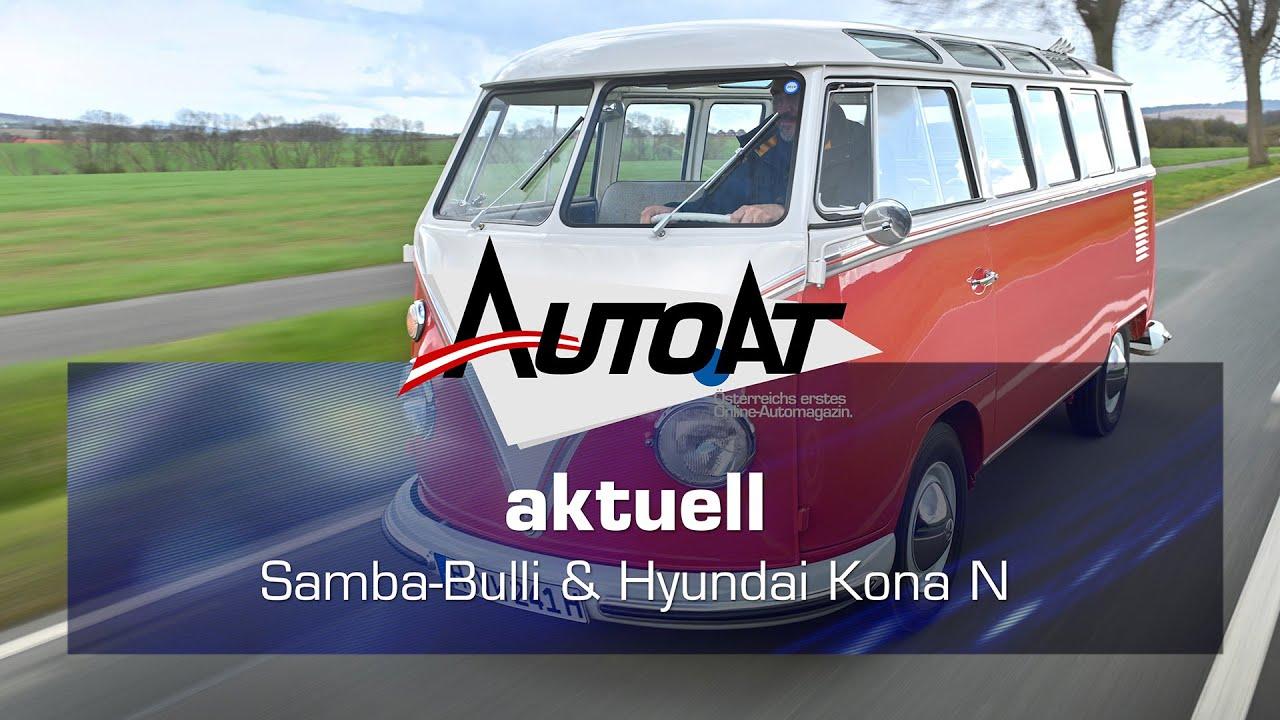 Samba-Bulli & Hyundai Kona N