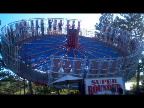Super Round Up Silverwood Theme Park Athol, Idaho