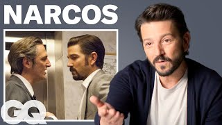 Diego Luna Breaks Down His Most Iconic Characters | GQ