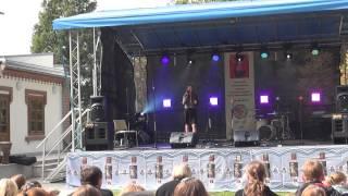 2013.09.28. II Podkarpacki Festiwal Piosenki Misyjnej Huta Komorowska Występ: Weronika Lechowicz