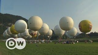 Wer wird Weltmeister im Gasballonfahren? | DW Deutsch