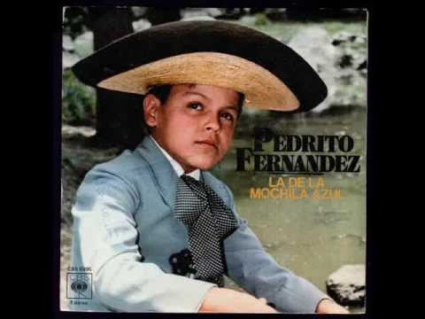 Pedrito Fernandez - La De La Mochila Azul