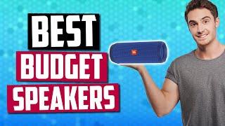 Best Budget Bluetooth Speakers [July 2019] - Waterproof, Durable, Cheap & More!