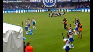Fodbold SAS ligaen EFB OB 1-2 09-08-2009