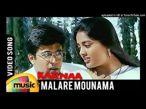 Malare Mounama-Karna-MP3
