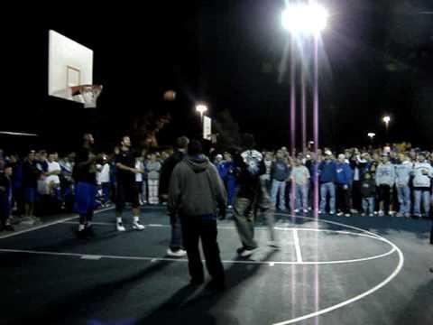 Big Blue Madness Campout 2009