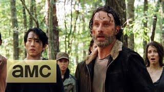 (SPOILERS) Inside Episode 501: The Walking Dead: No Sanctuary