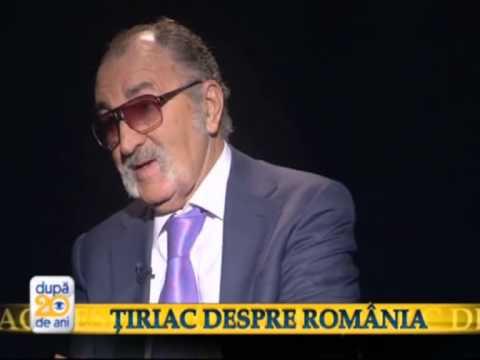 Ion Tiriac despre cum a adus o mare companie in Parcul Industrial Mures