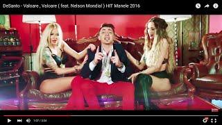 DeSanto - Valoare , Valoare ( feat. Nelson Mondial ) Hit Manele 2016