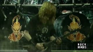 Megadeth - 16 Holy Wars + Silent Scorn(Live In Usa)(1080p)(HD)