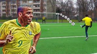 RONALDO R9 FUßBALL CHALLENGE | BROTATOS