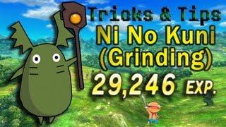 Tricks & Tips: Ni No Kuni - Grinding