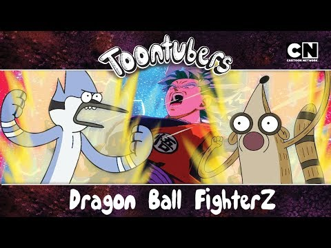 Dragonball Fighter Z: El Ki es de más de 8000 HERMANOS!!!!!!  | Toontubers | Cartoon Network