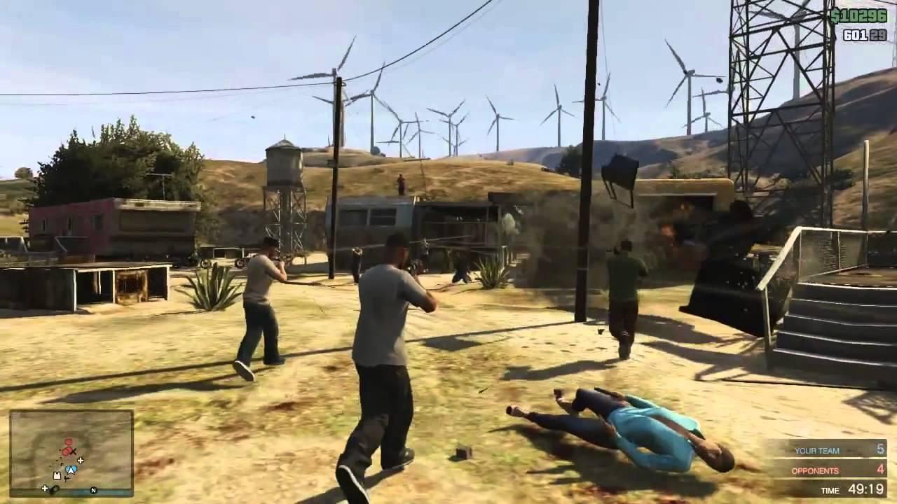 gta 5 full gameplay free download