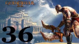 видео God of War: прохождение интересной игры