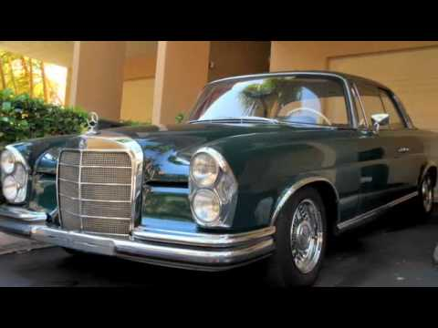 1966 250se Coupe W111 Quot Heckflosse Quot Mercedes Benz Youtube