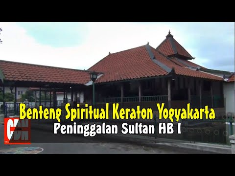 BENTENG SPIRITUAL KERATON YOGYAKARTA