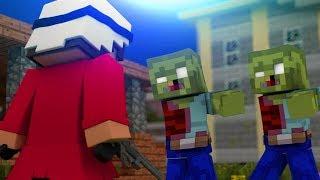 ОБНОВЛЕНИЕ НА ОДНОМ ИЗ САМЫХ СТАРЫХ ЗОМБИ РЕЖИМОВ! Minecraft Zombie