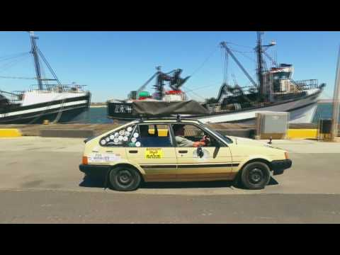 Tyres and Braaiers - Eps 8: Lamberts Bay