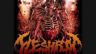 Fleshrot - Dispossessed - Traumatic Reconfiguration 2010