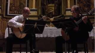 Duo Codina-Mangado (CATALUNYA): Divertiment n 2, Xavier Montsalvatge