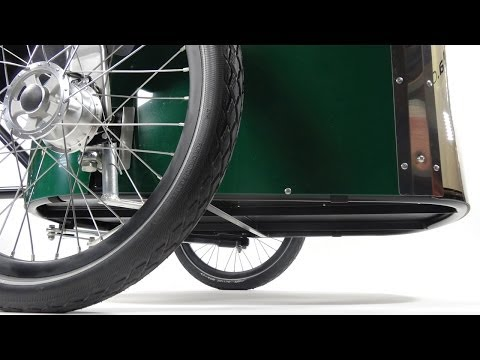 Nihola Cargo Tricycle