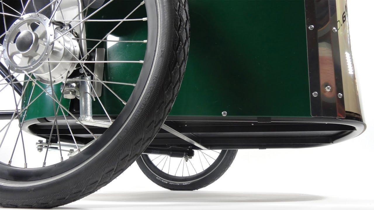Nihola Cargo Tricycle Youtube Copyright 2006 Bicycledesignercom