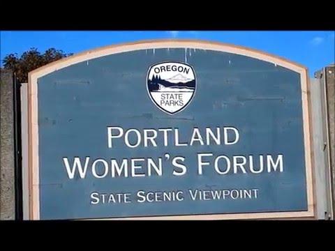 Portland Women's Forum Columbia River Gorge Oregon