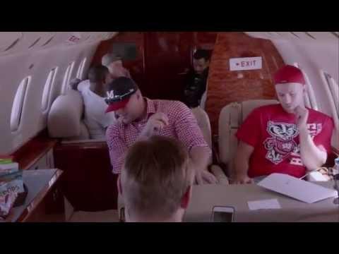 JJ Watt On A Private Jet On Hard Knocks