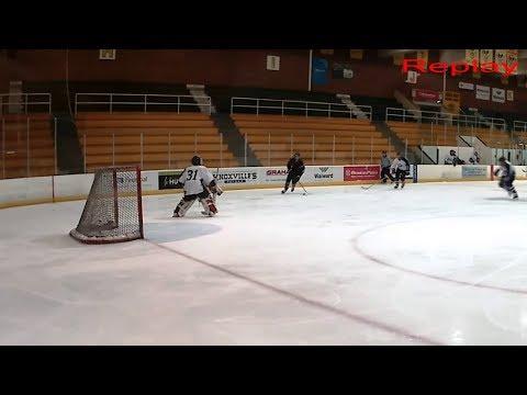 Edmonton Rec League Hockey Sep 24  The Chill @ Stone cutters