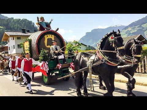 Gauder Festival in Austria 2018