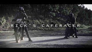 Rick's Caferacer (Zack Hemsey - The Way )